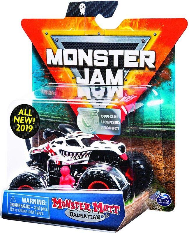 Monster Jam 1:64 1 Pack Spin Master