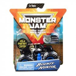 Monster Jam 1:64 1 Pack Spin Master Bounty Hunter