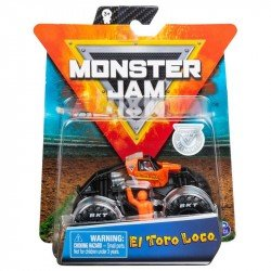 Monster Jam 1:64 1 Pack Spin Master Toro Loco
