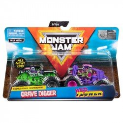 Monster Jam 1:64 2 Pack