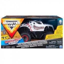 Monster Jam RC 1:24 Mutt Dalmatian