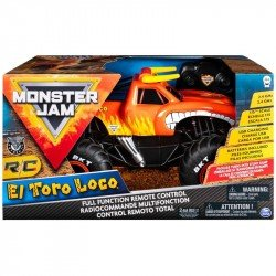Monster Jam RC 1:15 El Toro Loco