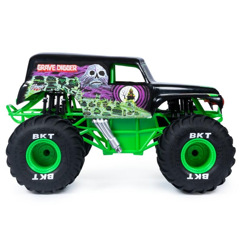 Monster Jam RC 1:10 Grave Digger
