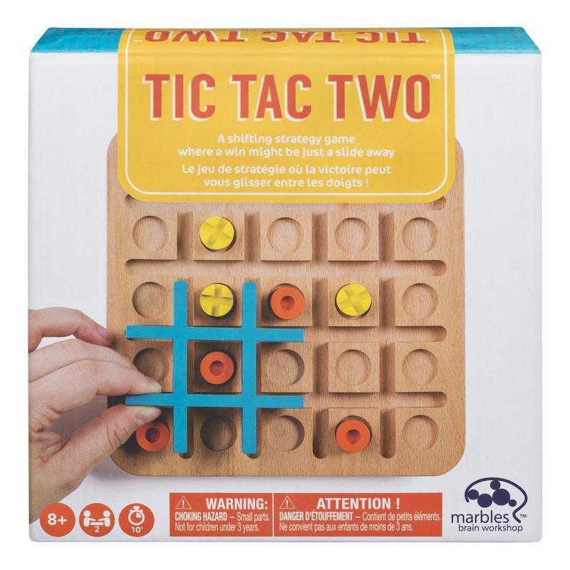 Juego de Mesa Tic Tac Two