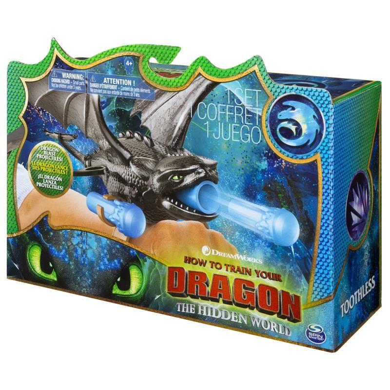 Como entrenar a tu dragón Lanzador de Pulsera