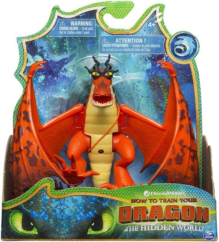 Figura de Dragones Básicos Como Entrenar A Tu Dragon