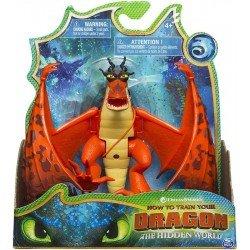 Figura de Dragones Básicos Como Entrenar A Tu Dragon HookFang