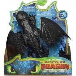 Figura de Dragones Básicos Como Entrenar A Tu Dragon Furia Nocturna