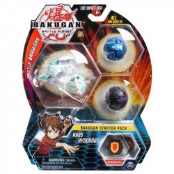 Bakugan Set de Inicio Spin Master Haos Hydorous