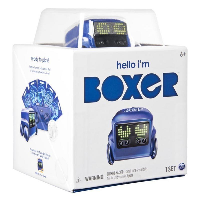 BOXER ROBOT BOXER