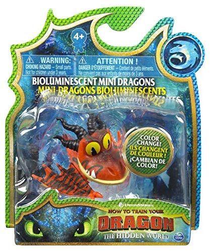 Mini Dragones Bioluminiscentes