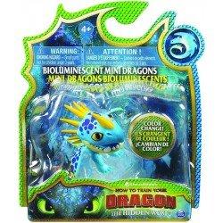 Mini Dragones Bioluminiscentes Tormenta