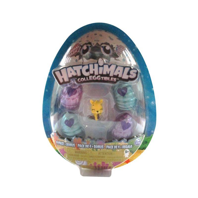 Hatchimals Coleccionables 5 Figuras Temporada 5