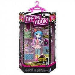 Muñeca Off The Hook Chica con Estilo Spin Master Mila