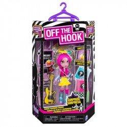 Muñeca Off The Hook Chica con Estilo Spin Master Vivian