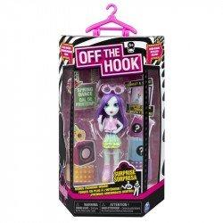 Muñeca Off The Hook Chica con Estilo Spin Master Brooklyn
