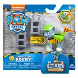 Figura Cachorros Héroes Spin Master Rocky