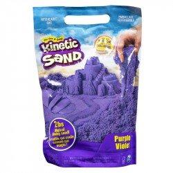 Kinetic Sand Bolsa de Arena de Color Spin Master Morado