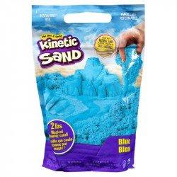 Kinetic Sand Bolsa de Arena de Color Spin Master Azul
