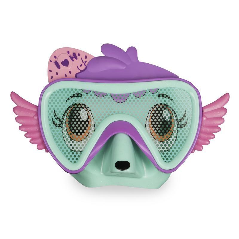 Hachimals Máscara de Nado con Personaje
