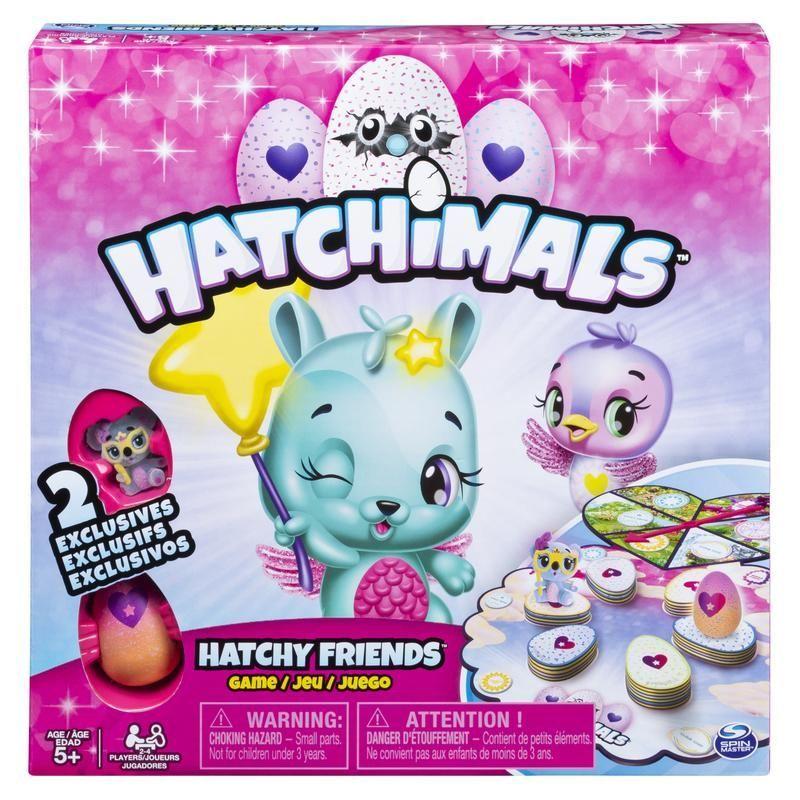 Hatchimals Amigos