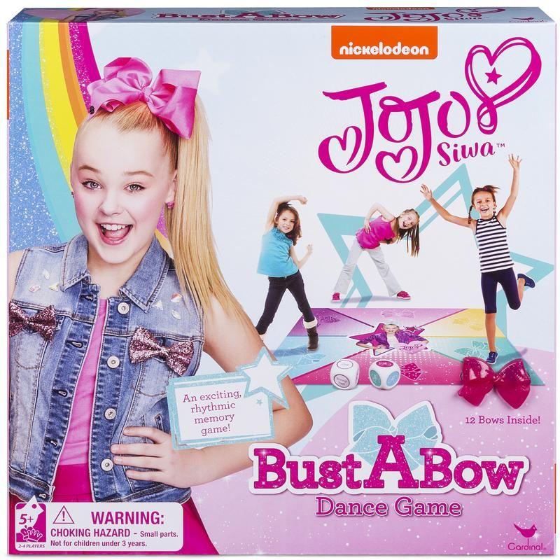 Juego de Baile Jojo Siwa