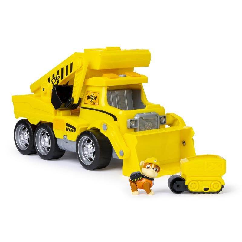 Paw Patrol Vehículo de Construcción Spin Master