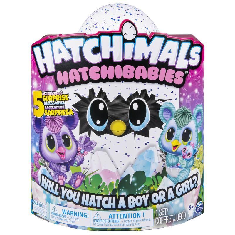 HatchiBabies Kitsee