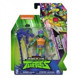 "Figura 5"" Rise of the Teenage Mutant Ninja Turtles Spin Master Donatello"