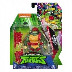 """Figura 5"""" Rise of the Teenage Mutant Ninja Turtles Spin Master Rafael"""