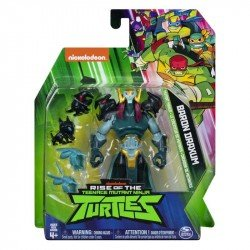 "Figura 5"" Rise of the Teenage Mutant Ninja Turtles Spin Master Baron Draxum"