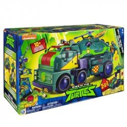 Tanque Rise of the Teenage Mutant Ninja Turtles Spin Master