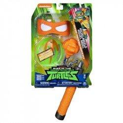 Armas de Batalla El ascenso de las Tortugas Ninja Spin Master Miguel Angel