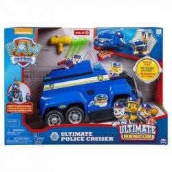 Vehiculo de Rescate Policias paw patrol