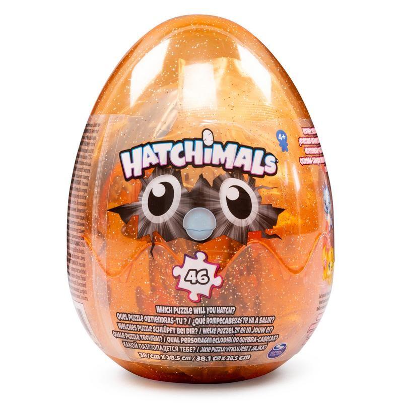 Rompecabezas Hatchimals Colleggtibles Season 3