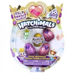 Hatchimals Coleccionables 5 Figuras Temporada 6