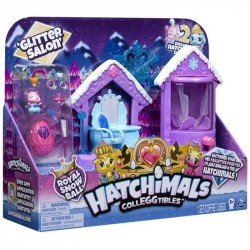 Hatchimals CollEGGtibles Salón de belleza Brillante Spin Master