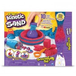 Set Sandtastico Kinetic Sand