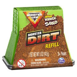 Monster Jam Contenedor Monster Dirt Refill