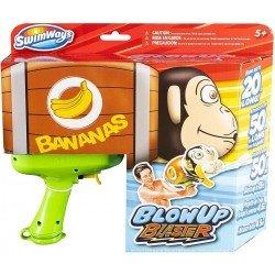 Gran Lanzador Inflable Spin Master Banana