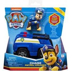 Nuevo Vehículo Básico Paw Patrol Spin Master Chase