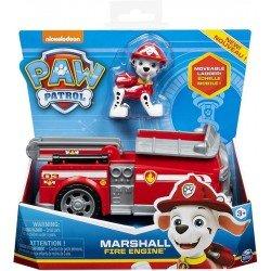 Nuevo Vehículo Básico Paw Patrol Spin Master Marshall