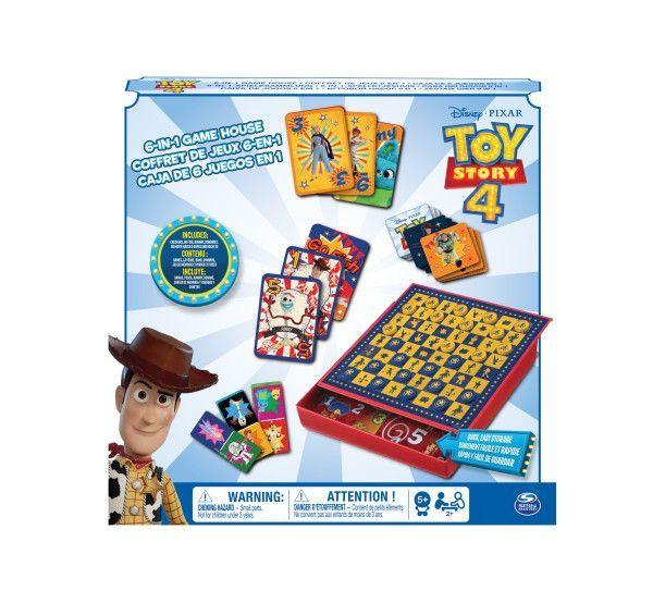 Set de Juegos Toy Story 4