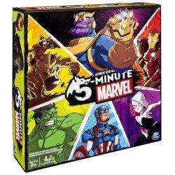 5 Minutos Marvel