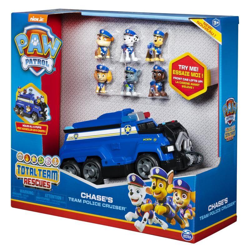 Vehículo de Chase