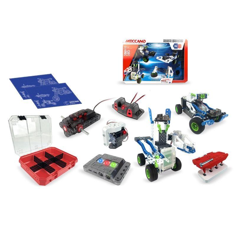 Set 8 Máquinas Robóticas