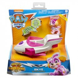 Vehículo Mighty Pups Paw Patrol Spin Master