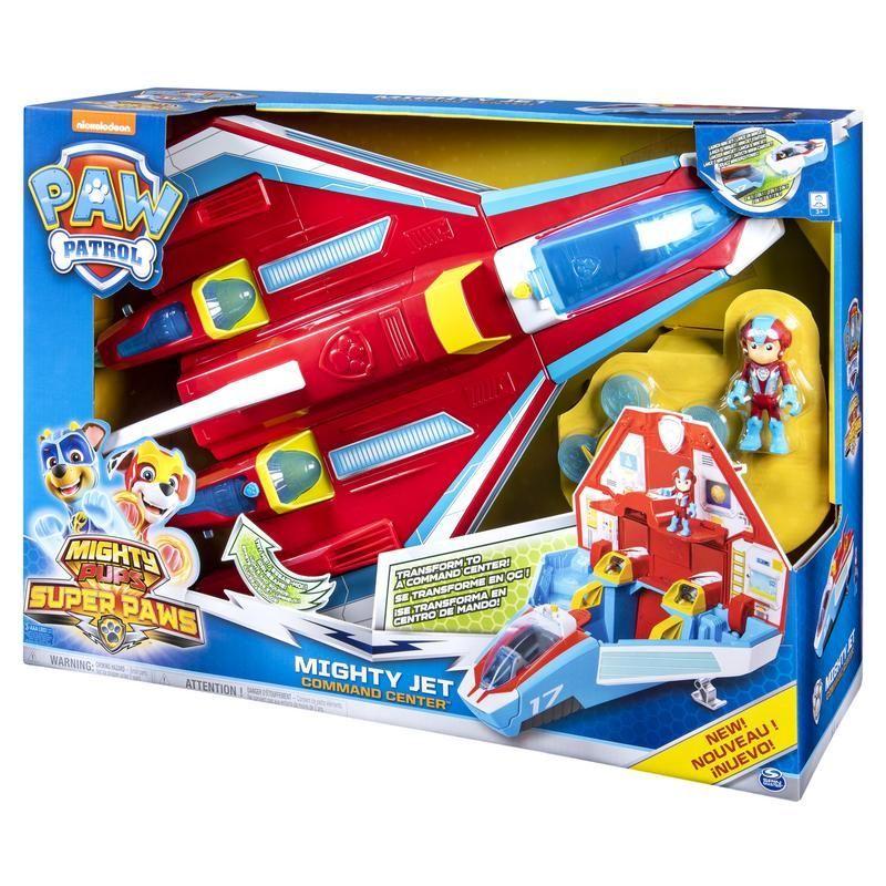 Paw Patorl Jet Supersónico Spin Master