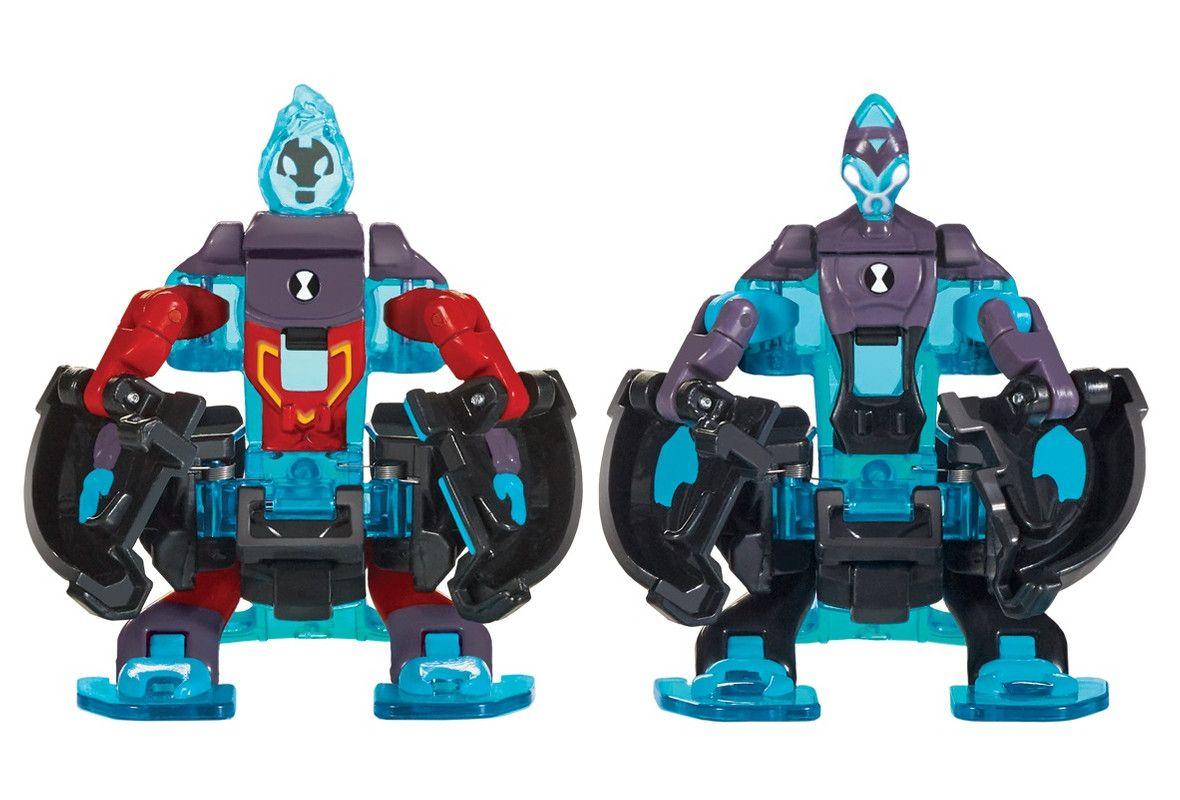 Refill Omnitrix Lanzador Spin Master