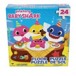 Rompecabezas Baby Shark